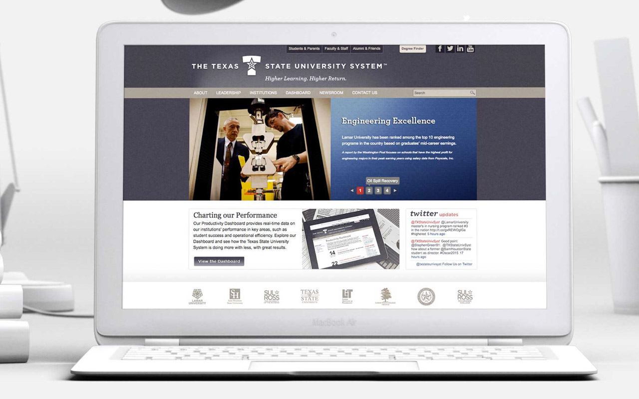 TSUS Website